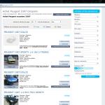 Screenshot-Achat 1007 Peugeot occasion - acheter, vendre une 1007 Peugeot occasion - 29 annonces 1007 Peugeot - Google Chrome