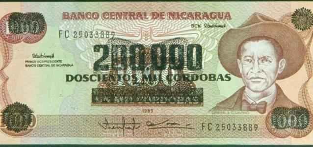Nicar-currency-inflated