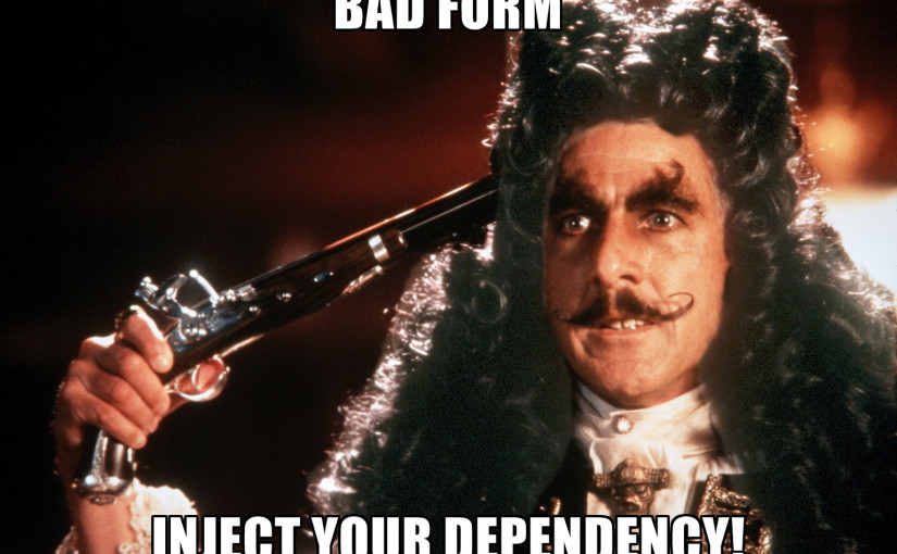 How to Get sfContext in Symfony 1.4 form – Inject Your Dependency!