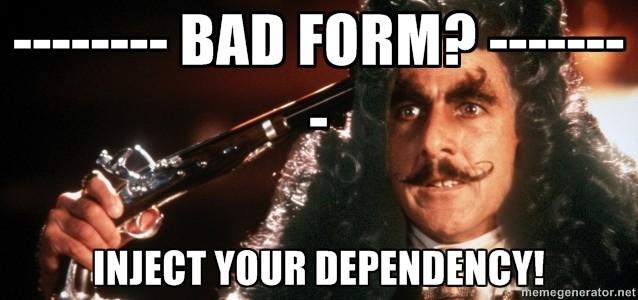 Bad Form!